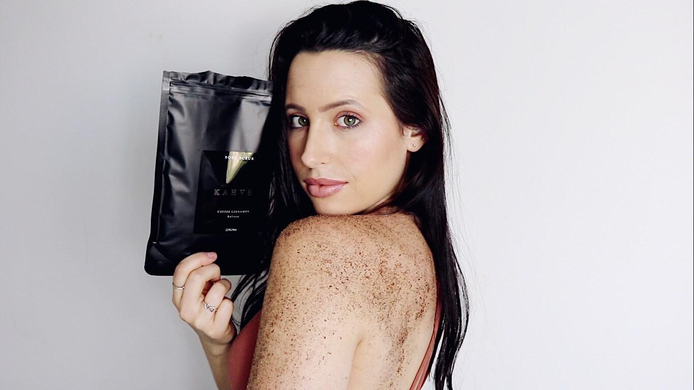 Kahve Skin Body Scrub