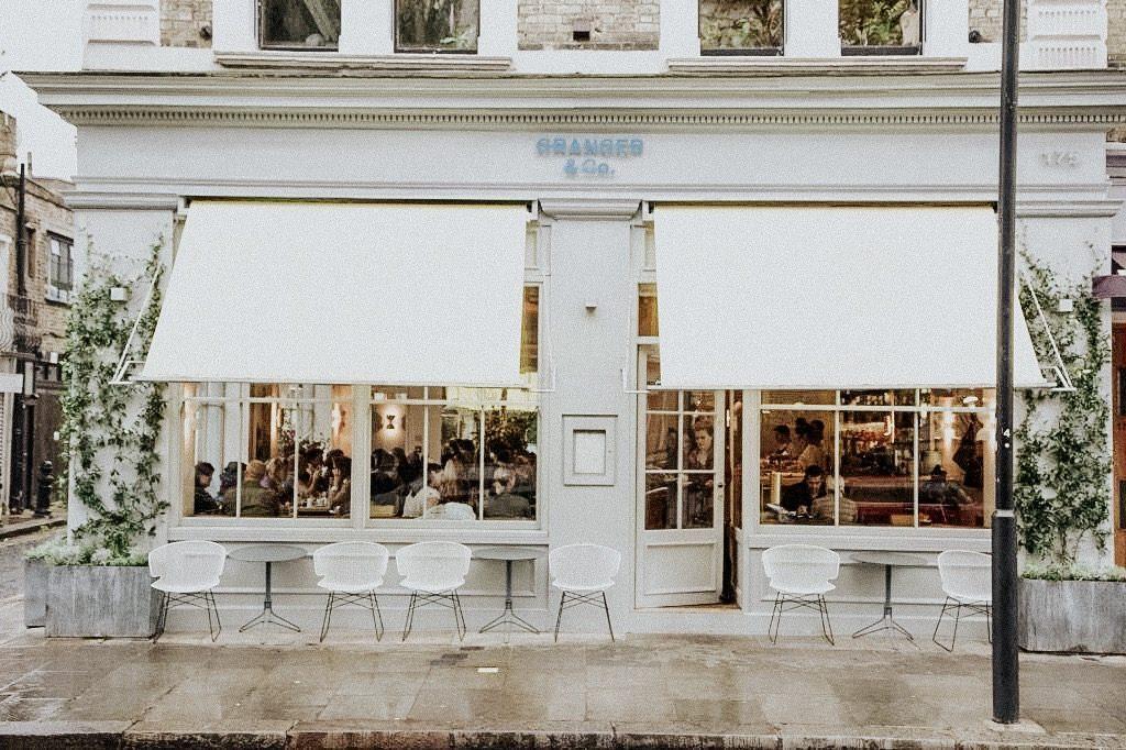 Brunch Spots in London
